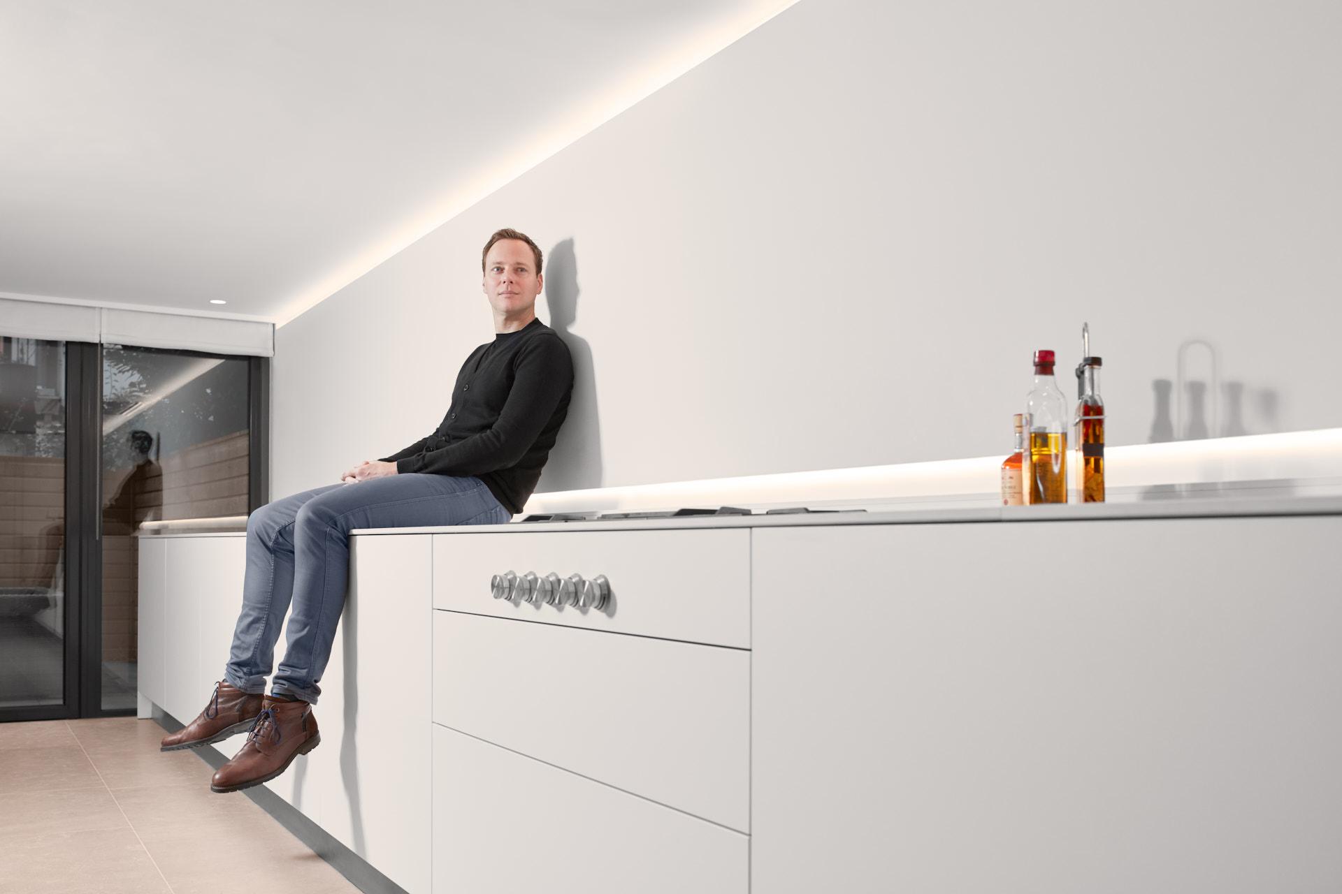 Maxim Winkelaar architect in amsterdam voor verbouw, renovatie en nieuwbouw van luxe woningen, appartementen en villabouw.