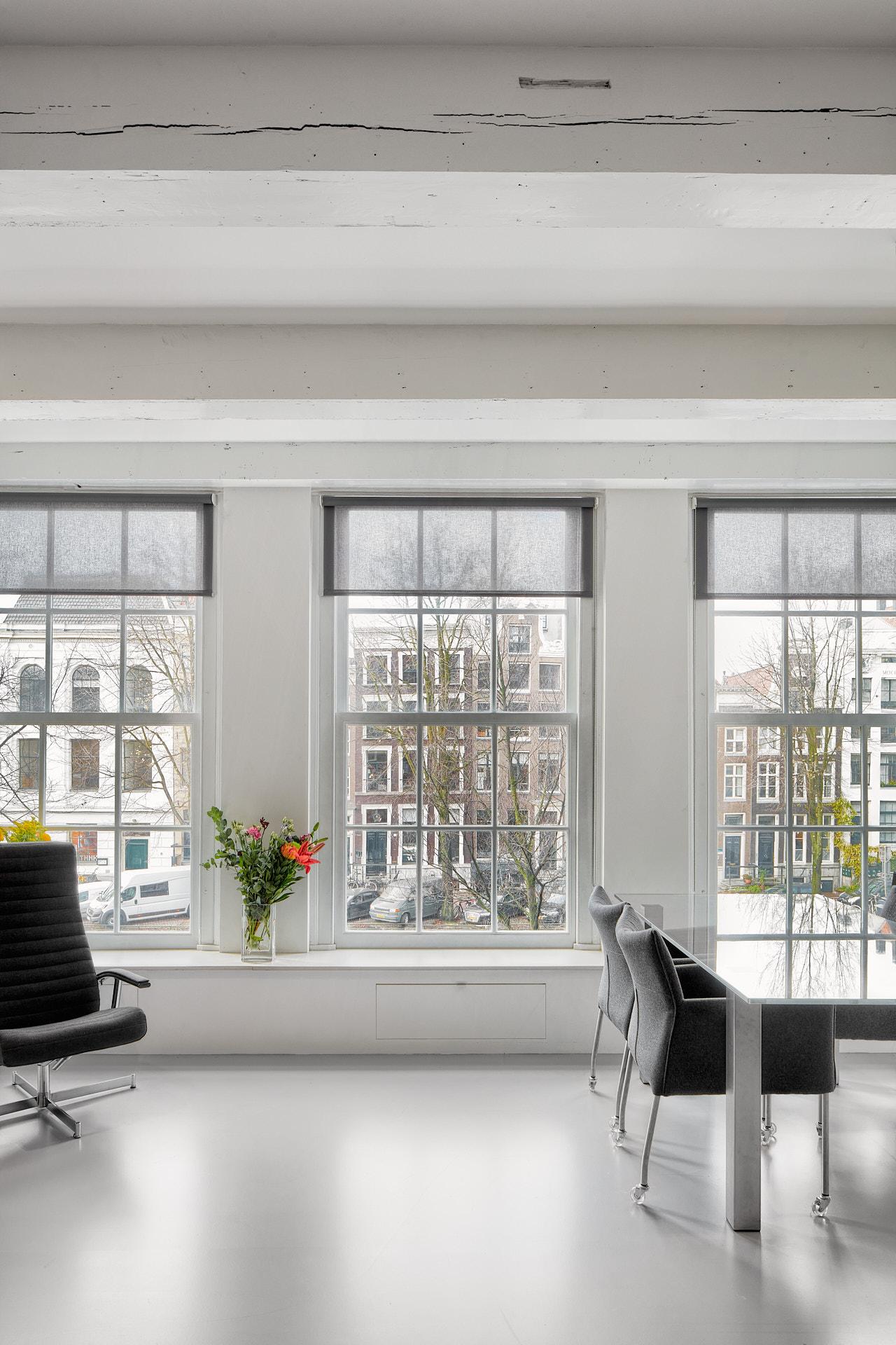 Renovatie appartement Keizersgracht naar moderne loft.
