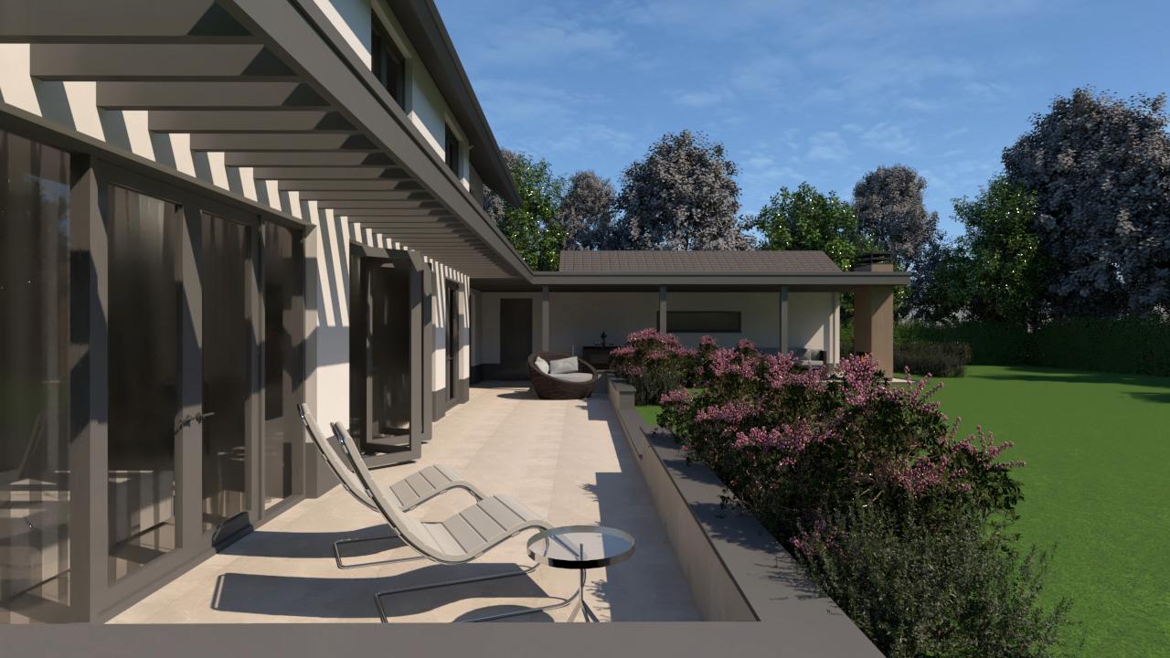 Renovatie van villa in Trompenberg Hilversum door architectenbureau Maxim Winkelaar.